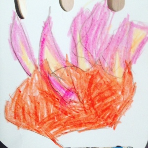 """And Stella's rendition of Felix's self-reported """"hot lava poops."""""""
